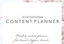 kế hoạch Content Instagram 03