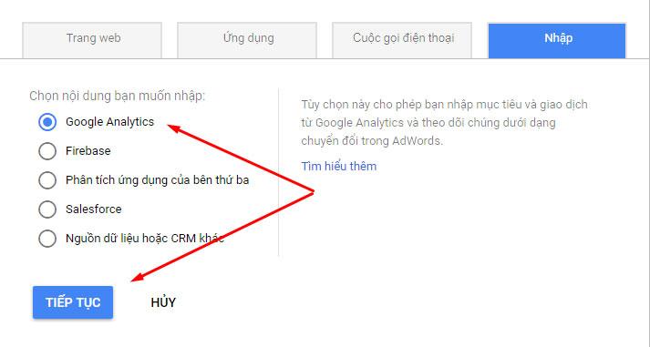 Chia sẻ kinh nghiệm để tối ưu quảng cáo Google Adwords 09