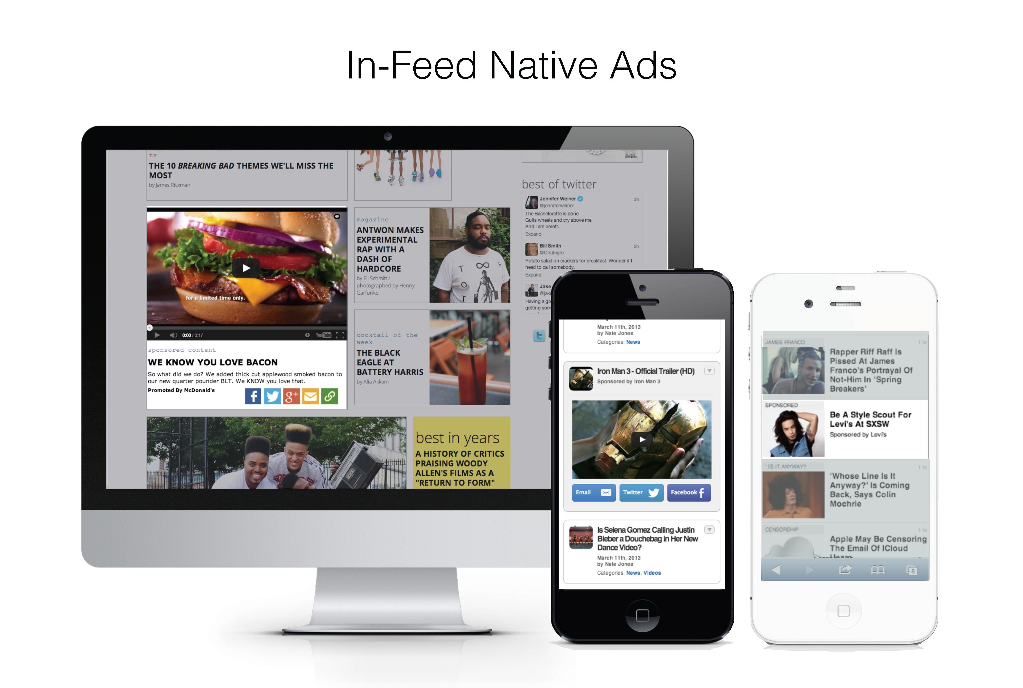 Dẫn đầu xu hướng Marketing Online 2018 cùng Native In-image Ads