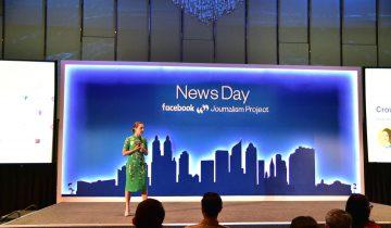 dự án báo chí facebook