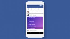 tính năng tạo danh sách trên facebook 1
