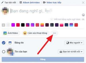 tính năng tạo danh sách trên facebook 2