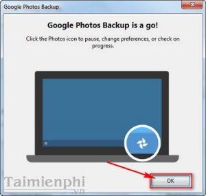 sử dụng google photos