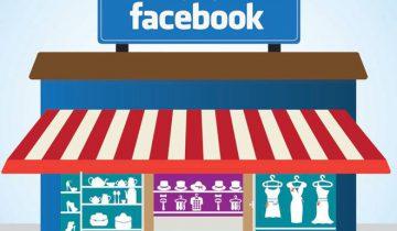 tạo sho bán hàng trên Facebook