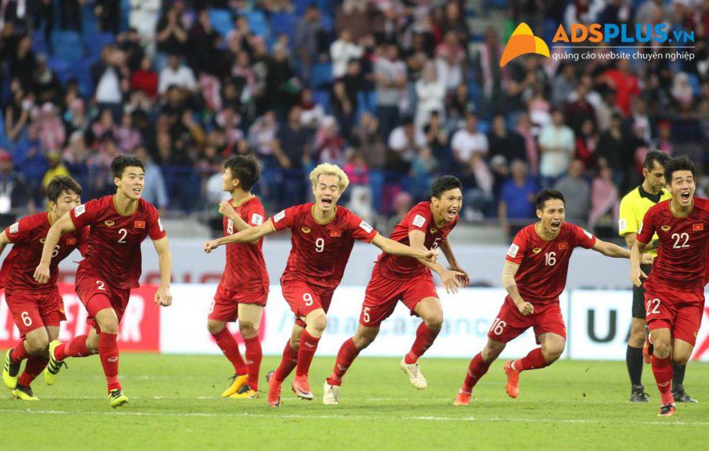 tứ kết asian cup 1