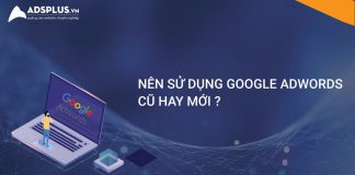 google adwords mới