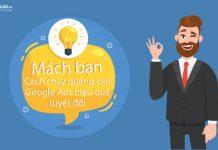 cách chạy quảng cáo Google Adwords hiệu quả