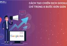 Cách tạo chiến dịch Google Ads