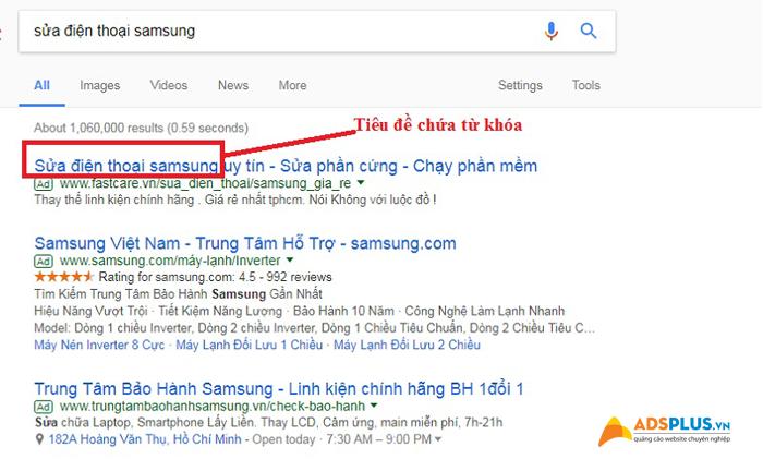 Bí quyết quảng cáo Google Ads hiệu quả 02