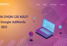 google adwords và seo