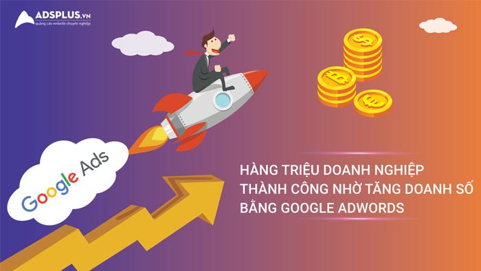 Tăng doanh số bằng Google Ads 01