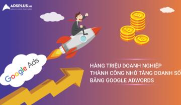 Tăng doanh số bằng Google Ads