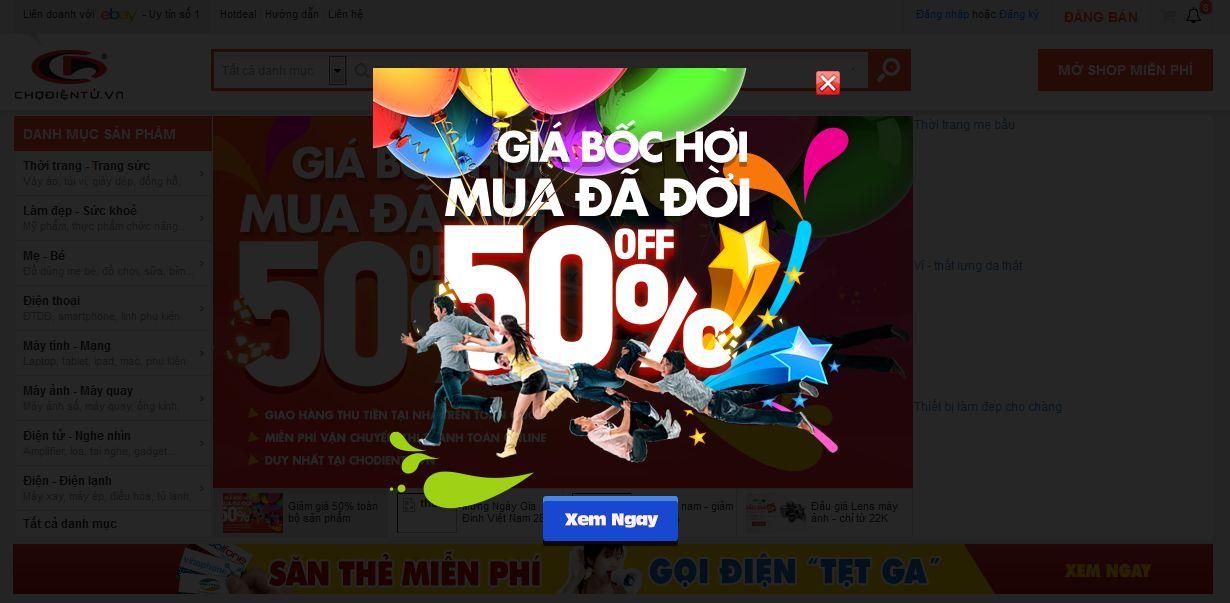 pop up là gì cách tạo ra quảng cáo pop up siêu hiệu quả