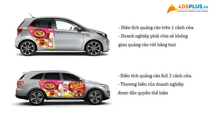 quảng cáo trên xe hơi 02