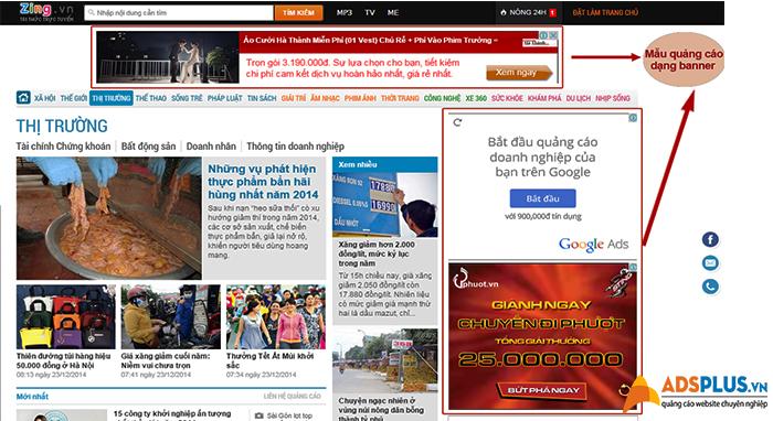 quảng cáo hình ảnh image ads