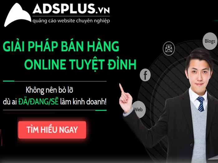 giải pháp bán hàng online tuyệt đỉnh