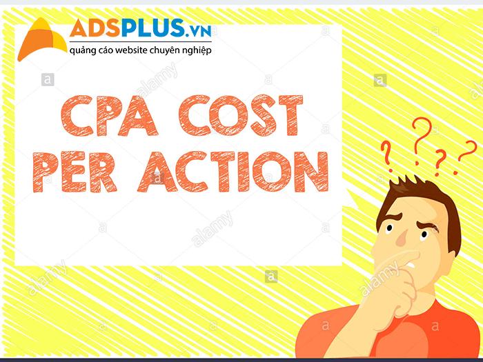 CPA Cost per Action Chi phí chuyển đổi