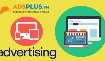 quảng cáo website