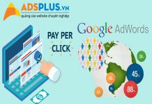 quảng cáo website trên Google