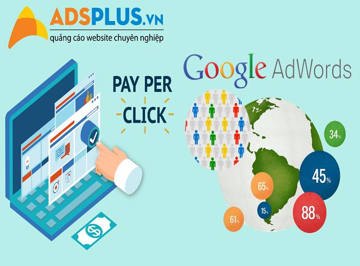 PPC pay per click chỉ phải trả tiền quảng cáo khi ai đó thực hiện hành động trên trang web của bạn
