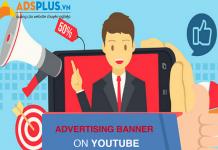 quảng cáo banner trên Youtube