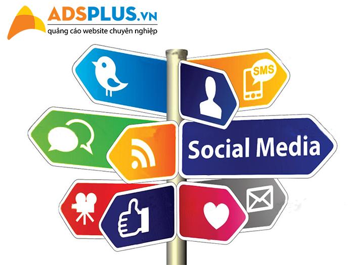 social media trong marketing trực tuyến