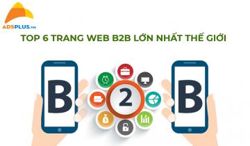 web thương mại điện tử B2B