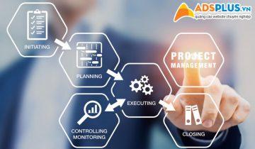 Phần mềm quản lý dự án 02