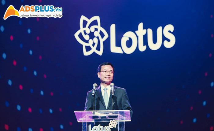 mạng xã hội Lotus 02