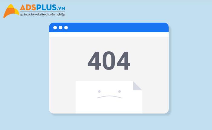 lỗi error 404 02
