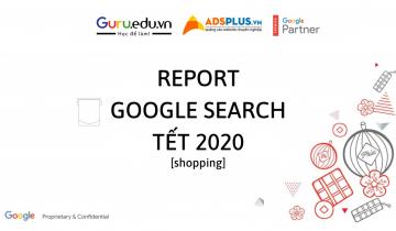 Xu hướng mua sắm Tết 2020 - Report Google Search