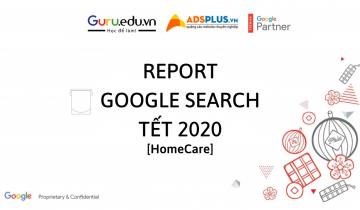xu hướng tân trang ngày Tết - Report Google Search