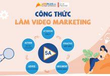 Công thức làm Video Marketing