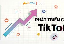 Phát triển của TikTok