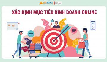 Xác định mục tiêu kinh doanh Online
