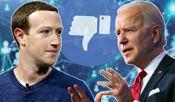 Joe Biden là vấn đề lớn với Facebook