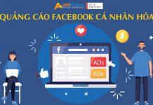 quảng cáo Facebook được cá nhân hóa
