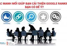Các manh mối giúp bạn cải thiện Google Ranking, bạn có để ý?
