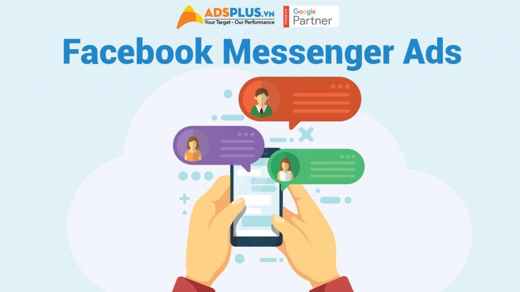 7 bước đơn giản thiết lập ngay Facebook Messenger ads