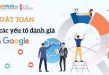 Thuật toán và các yếu tố đánh giá của Google