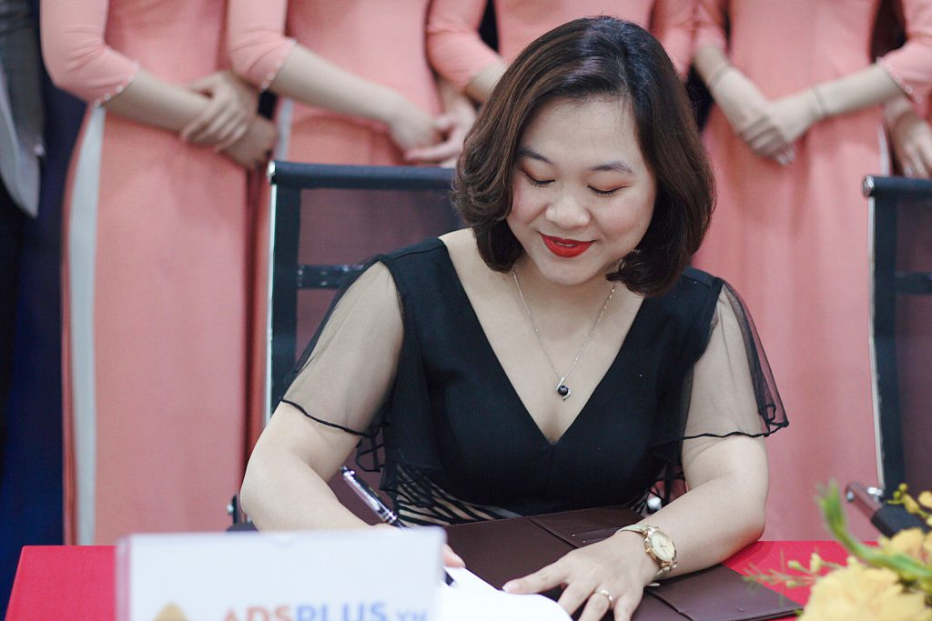 Bà Nguyễn Như Mai - CEO ADSPLUS
