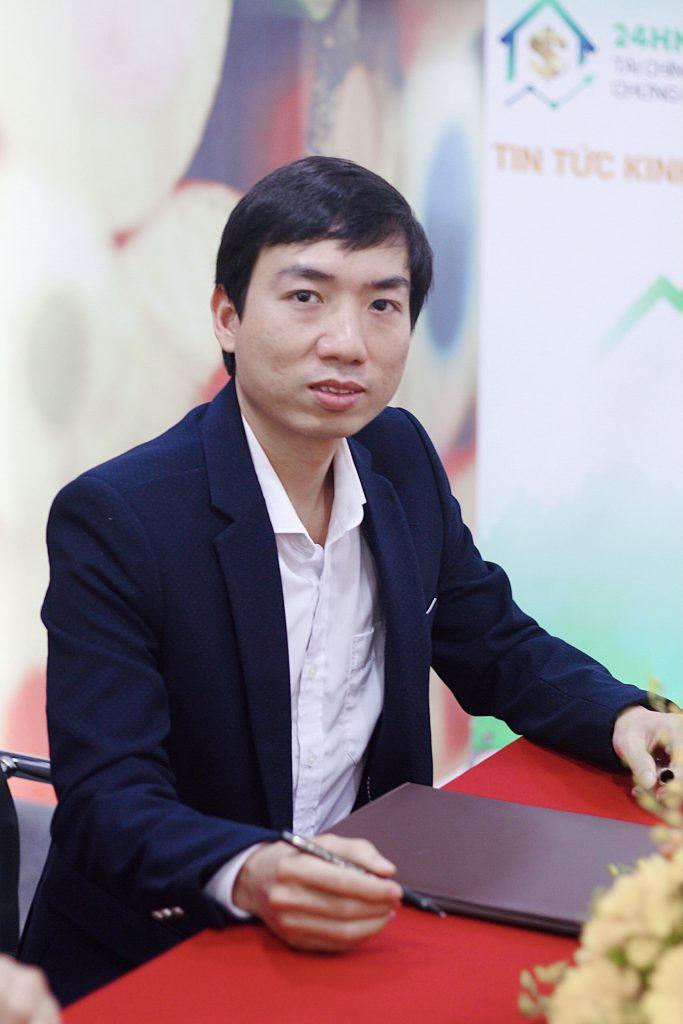 Ông Phạm Đình Bằng - Giám đốc dự án 24H Money
