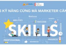 6 kỹ năng cứng mà Marketer cần