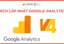 Cách nâng cấp lên Google Analytics v4 (tùy chọn 1)