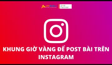 Thời điểm tốt nhất để đăng bài trên Instagram theo các chuyên gia