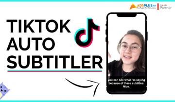 Giới thiệu phụ đề tự động trên TikTok