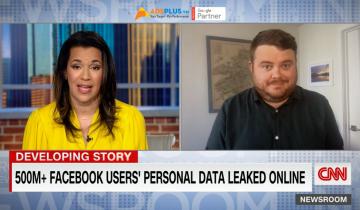 Các chuyên gia mạng cho biết thông tin của nửa tỷ người dùng Facebook được đăng trên trang web hack