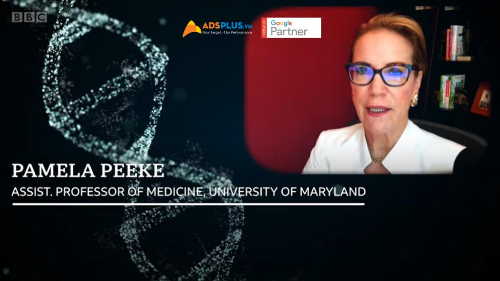 Pamela Peeke, Phó giáo sư y khoa, Đại Học MaryLand - xây dựng tinh thần kinh doanh