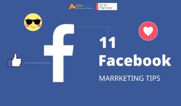 11 facebook marketing tips