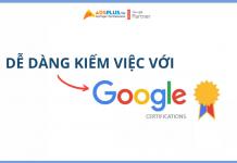 Có được việc làm nhờ chứng chỉ Google Career
